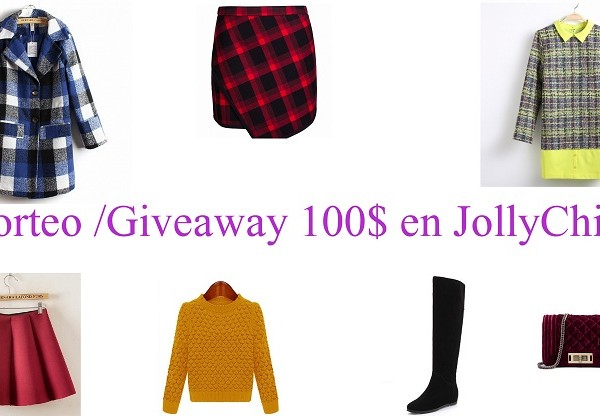 Sorteo/giveaway Jollychic