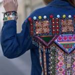 chaqueta étnica