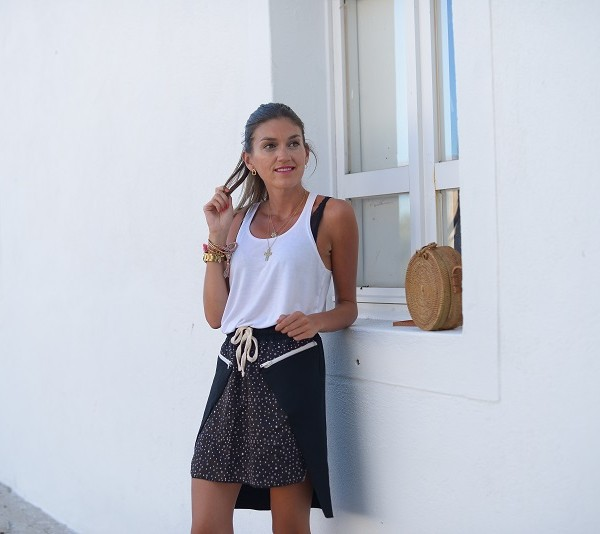Star skirt