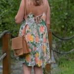 flowers in my dress